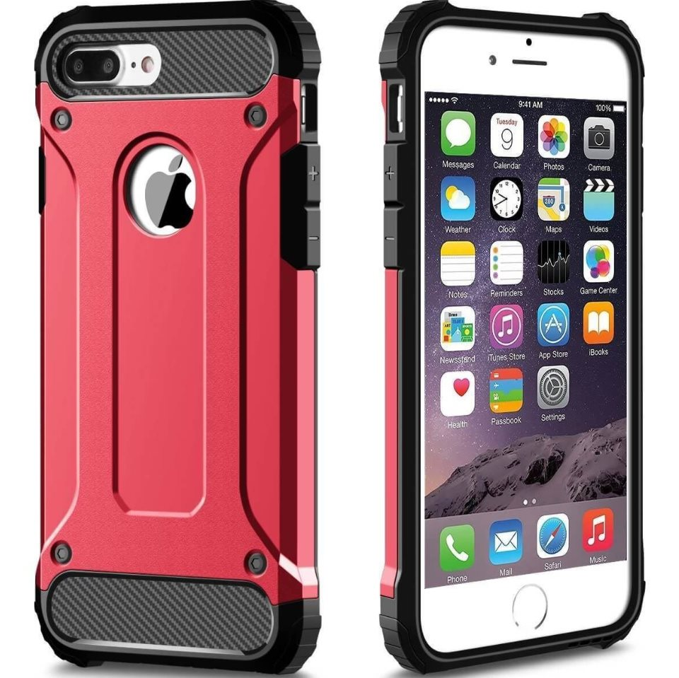 iPhone 5 5s SE - Hybrid Armor Shockproof Case C.. (319387976) ᐈ Köp ... 1283a8ac76e57