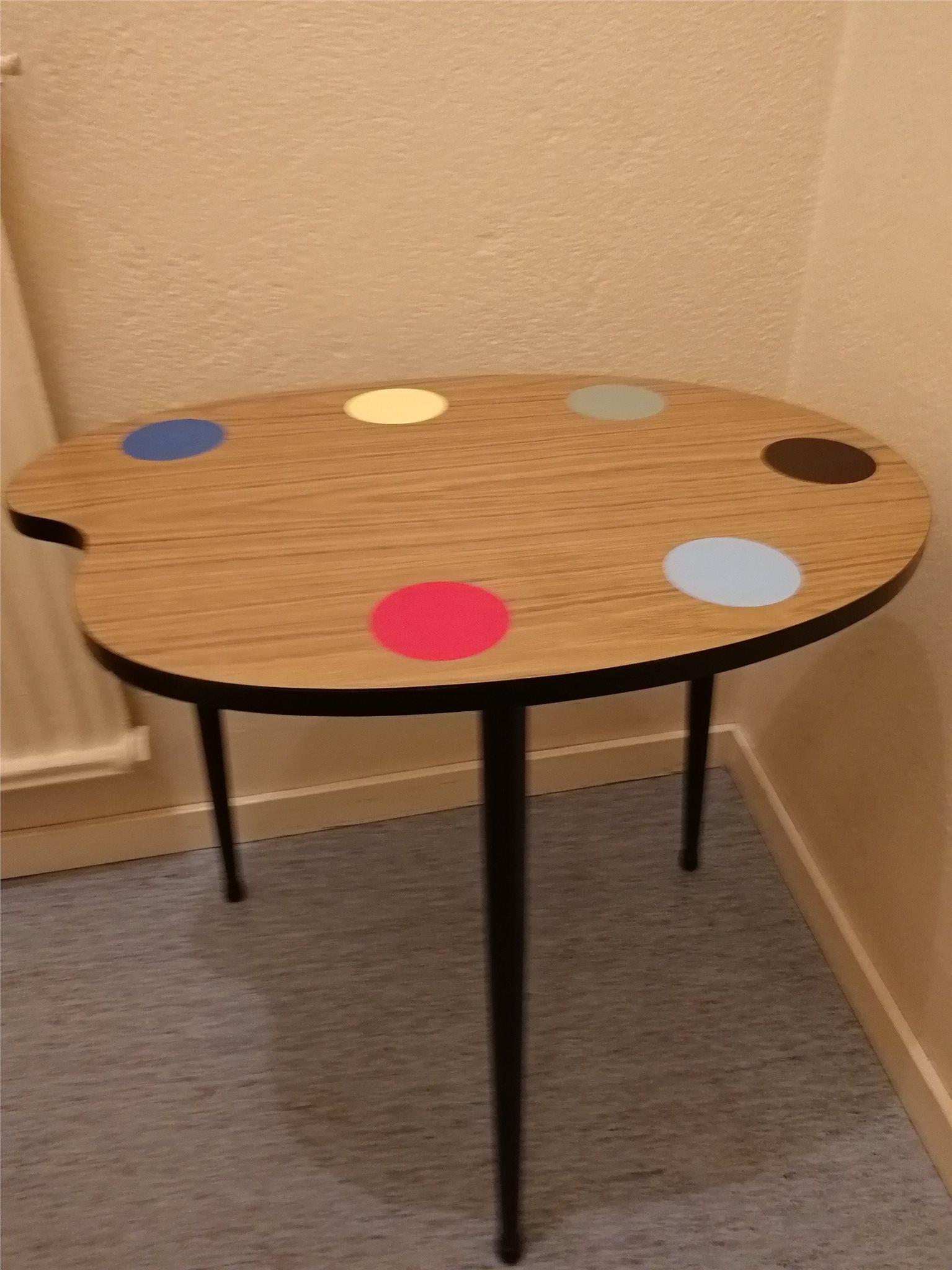 Tidssvarende Retro bord (333752602) ᐈ Köp på Tradera XH-03