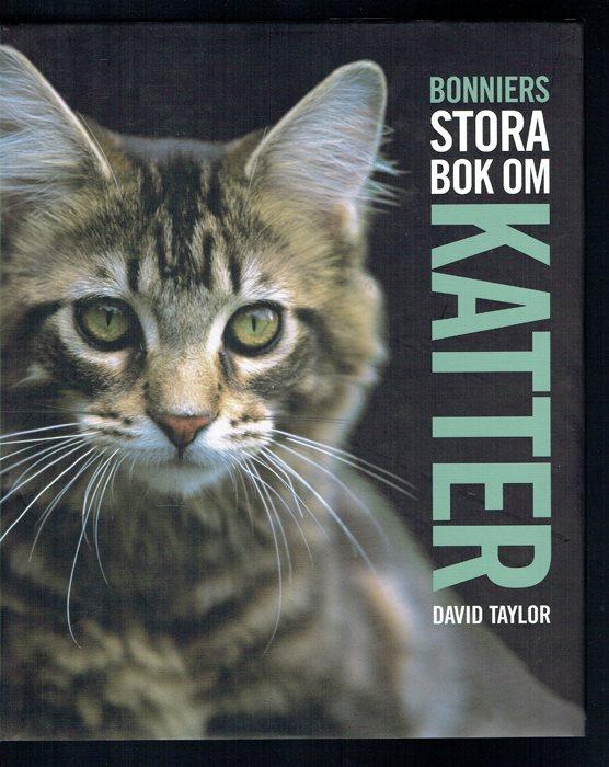 8966f9c5f402 Bonniers stora bok om katter - David .. (333887924) ᐈ bokpunkten på ...