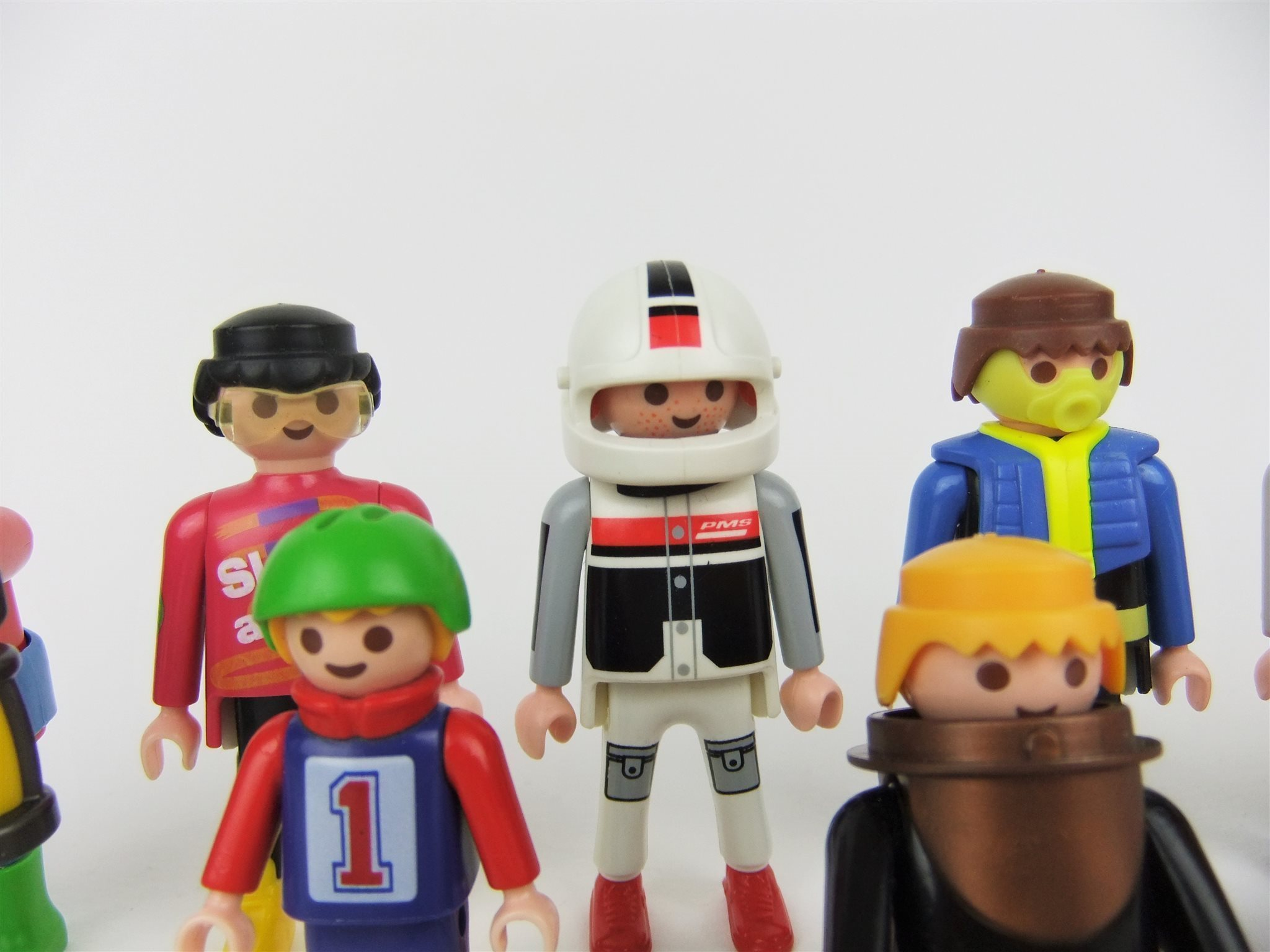 Playmobil 11st Figurer och tillbehör       Gubbar   Barn   Geobra 3ad3c4
