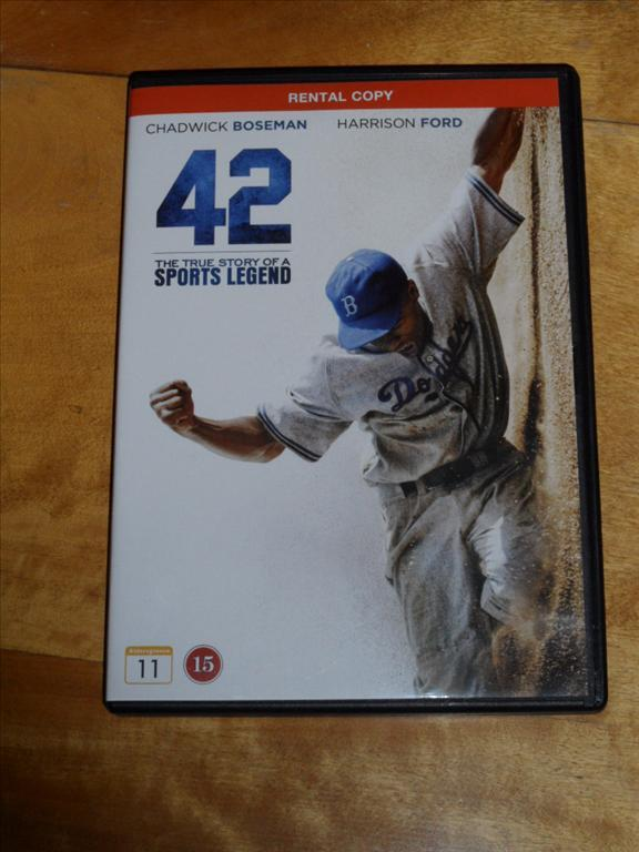 42 The Story of a Sports Legend