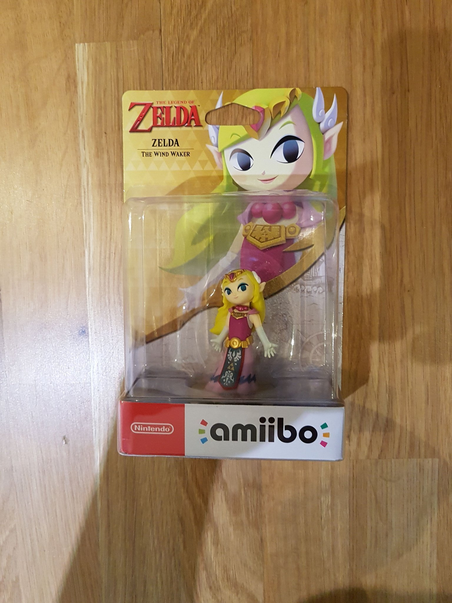 Nintendo Switch Amiibo. Zelda - The Wind Waker. Ny!