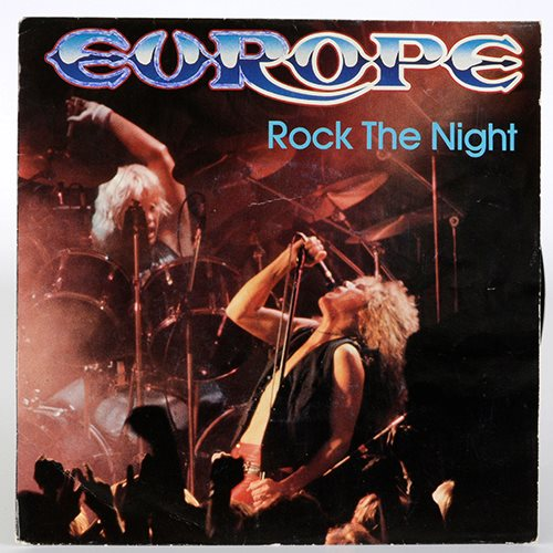 Europe - Rock the night A 6166