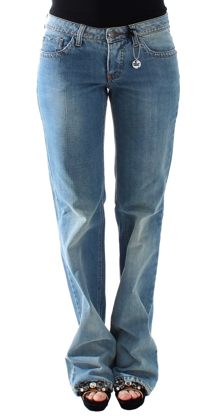 Costume National - Blue straight jeans