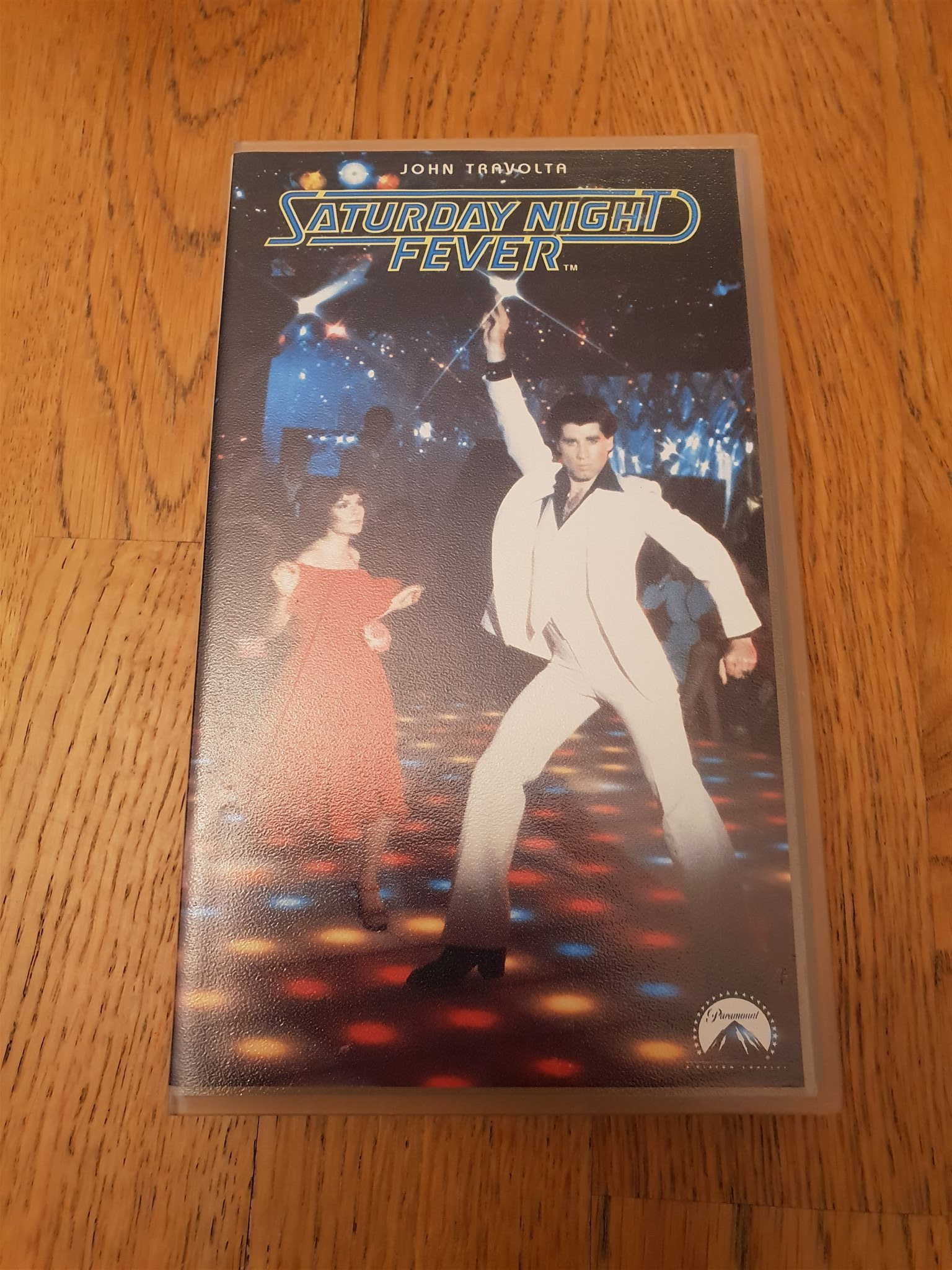 VHS: Saturday night fever