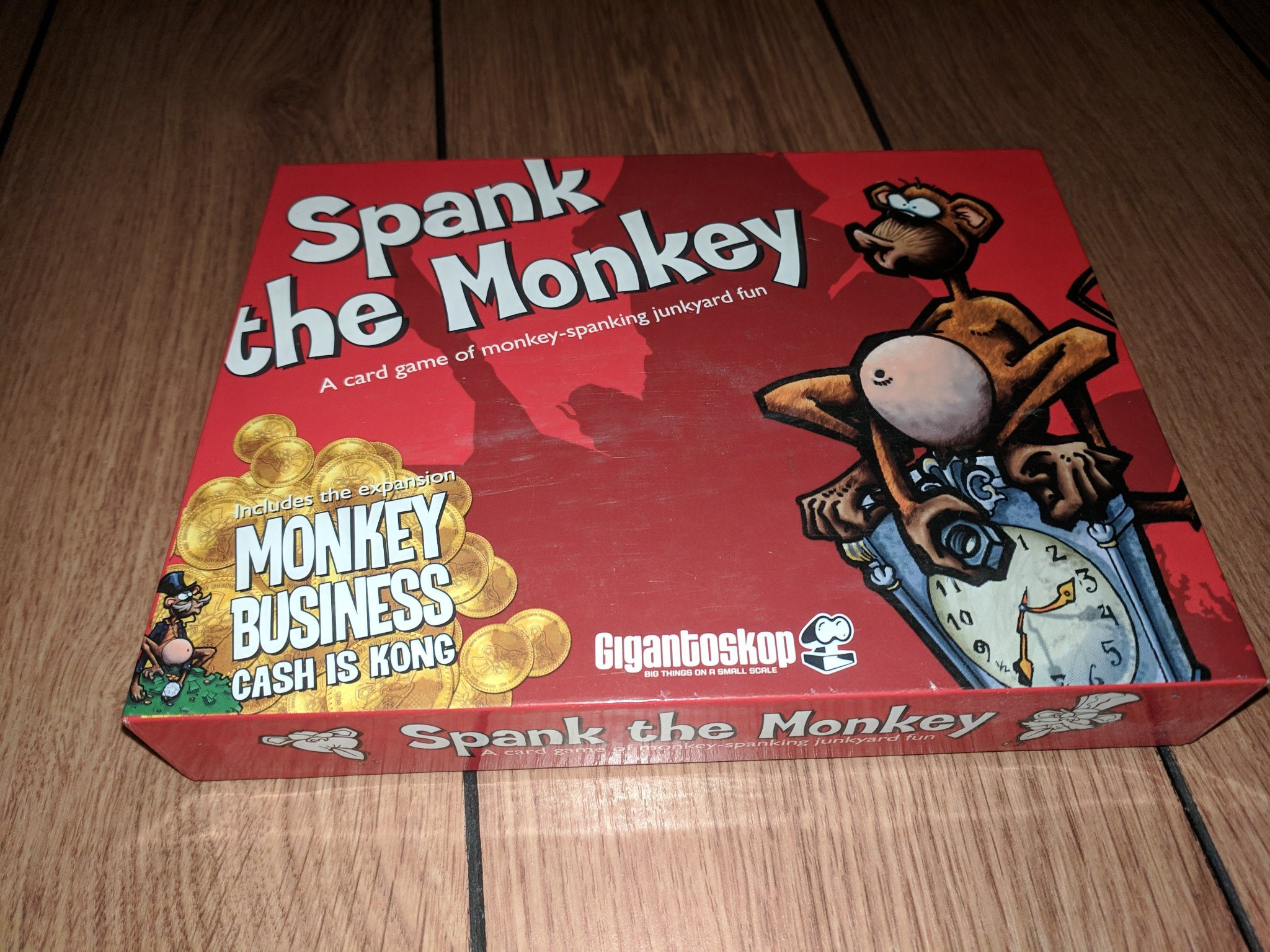 Spank ther monkey possible