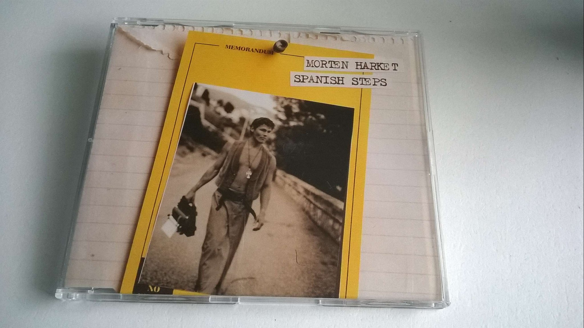 Morten Harket - Spanish Steps, CD, Maxi-Single