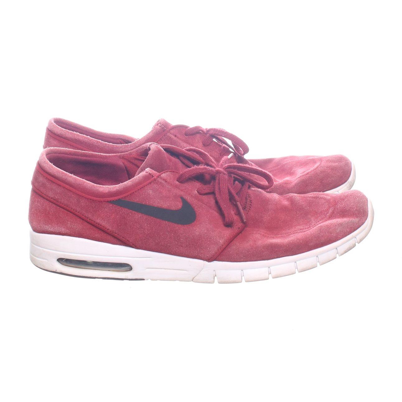 new concept 24369 658e5 Nike, Sneakers, Strl  48.5, air, Vinröd Vit