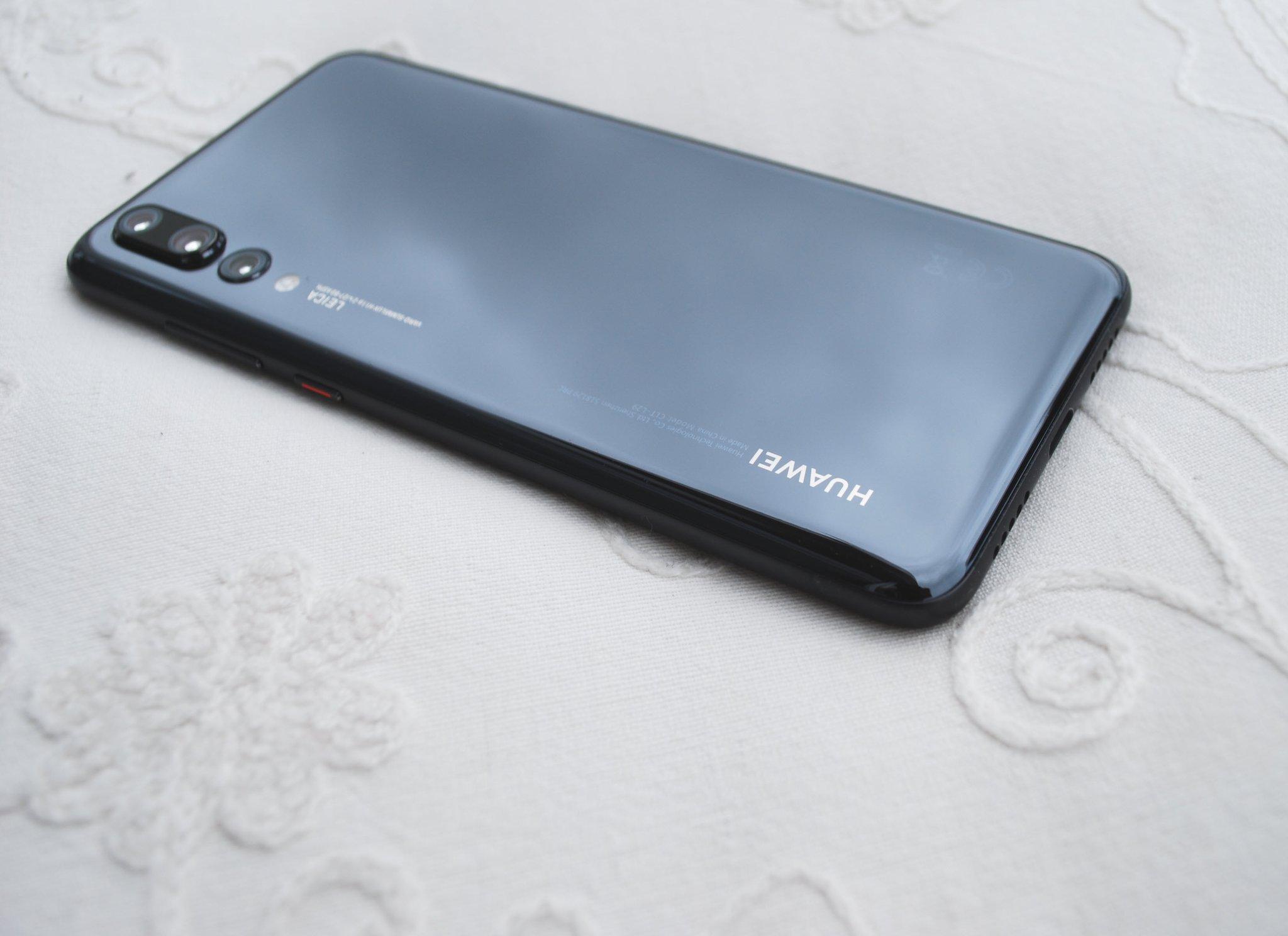 Huawei P20 Pro Dual SIM 128GB Svart. Nyskick! (406717882