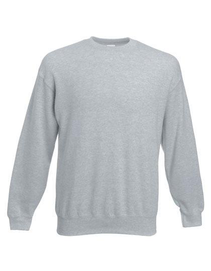 Sweatshirt F324NJ- grå storlek 3XL