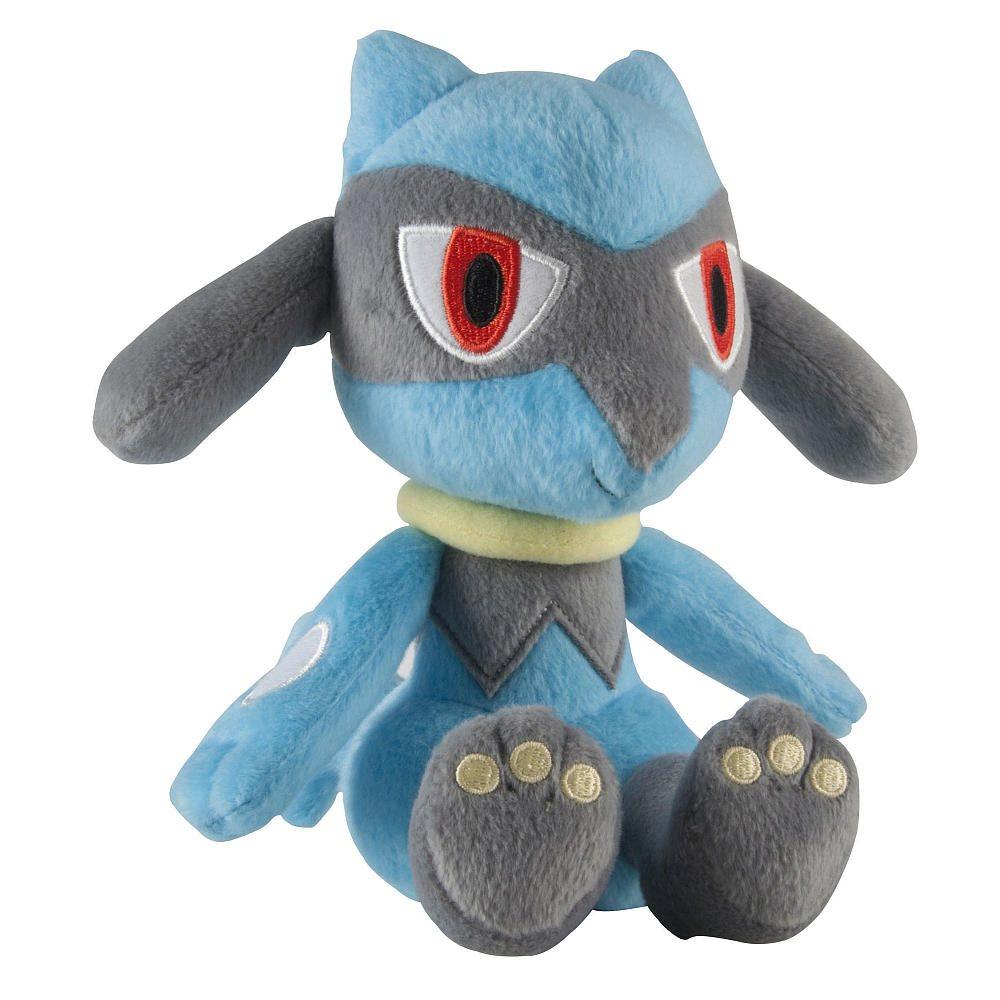 Pokemon Riolu Mjukdjur TOMY (275160230) ᐈ Leksaksaffären på Tradera 6a762e9819dd3