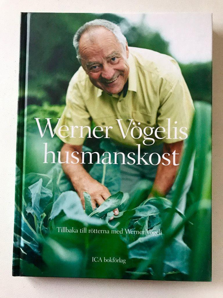 WERNER VÖGELIS HUSMANSKOST Werner Vögeli 2002