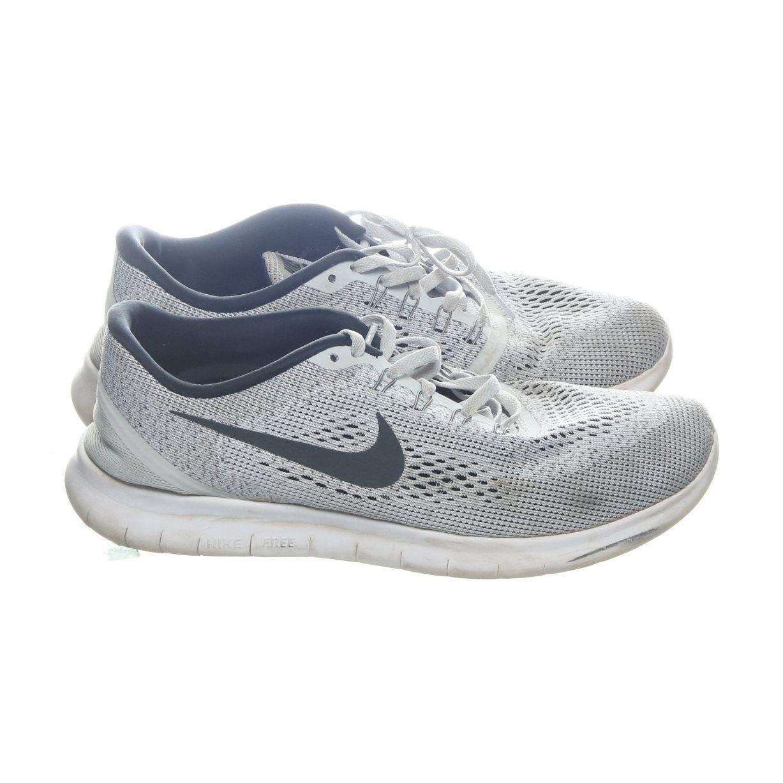 best service bac11 5463c Nike, Träningsskor, Strl  42,5, Vit Svart Grön
