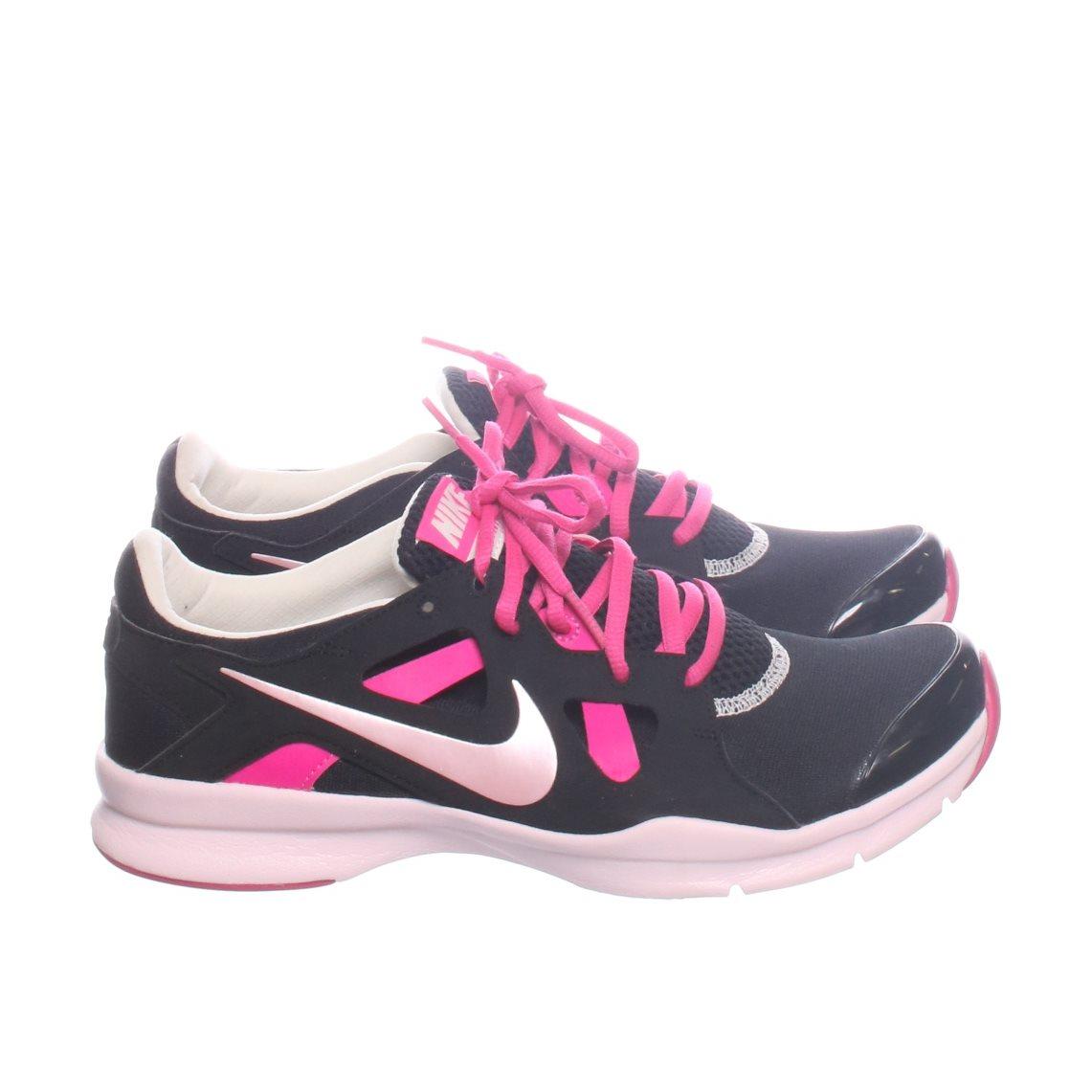 watch 6c177 2ec65 Nike, Träningsskor, Strl  40.5, Svart Rosa