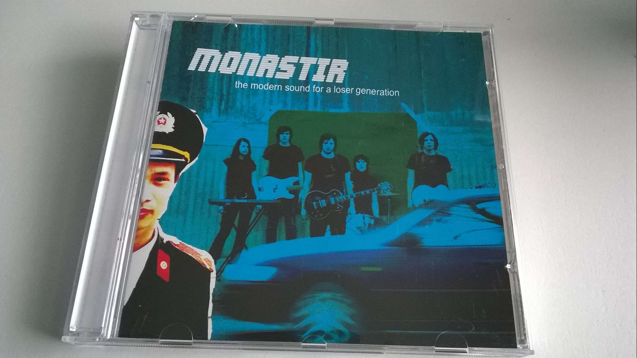 Monastir ?- The Modern Sound For A Loser Generation, CD