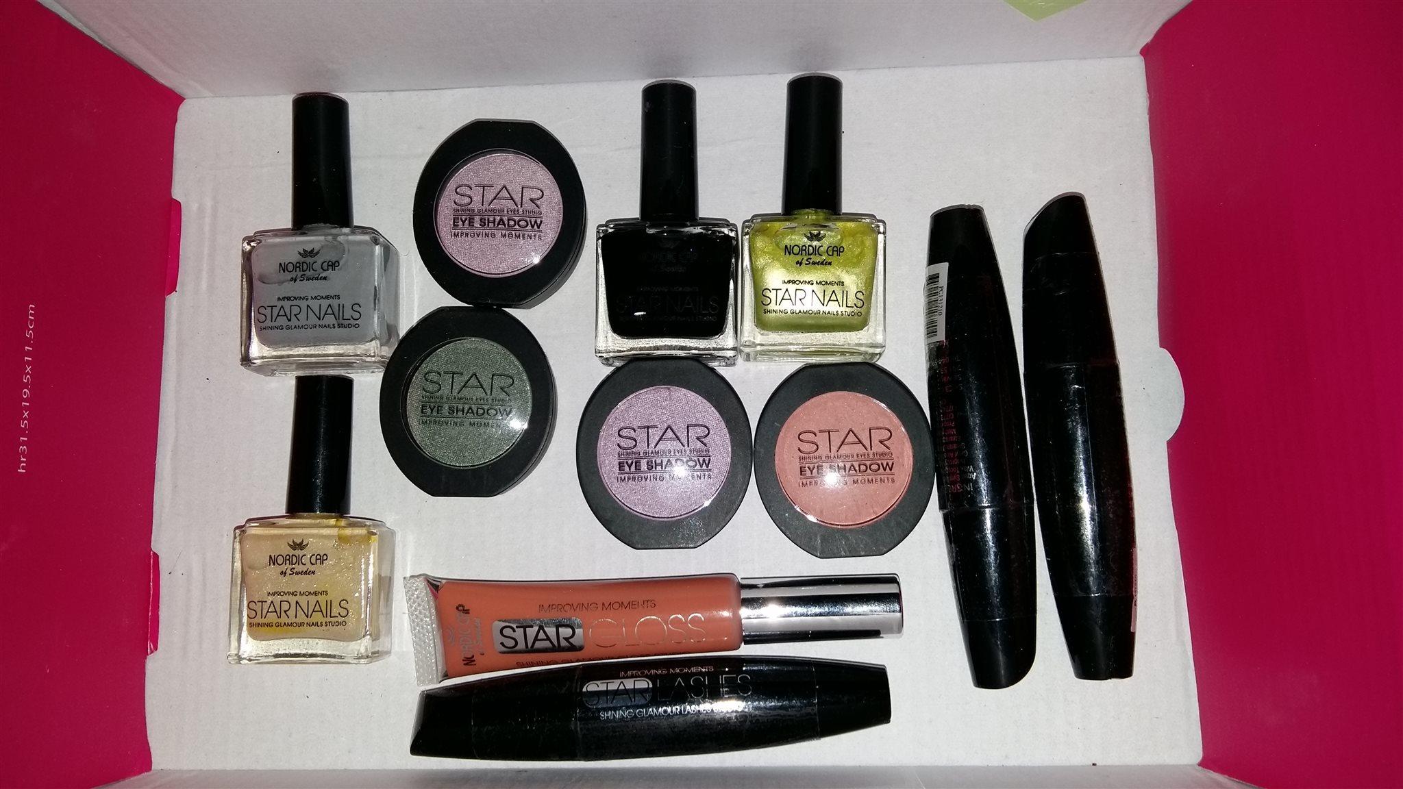 säljare inom kosmetik