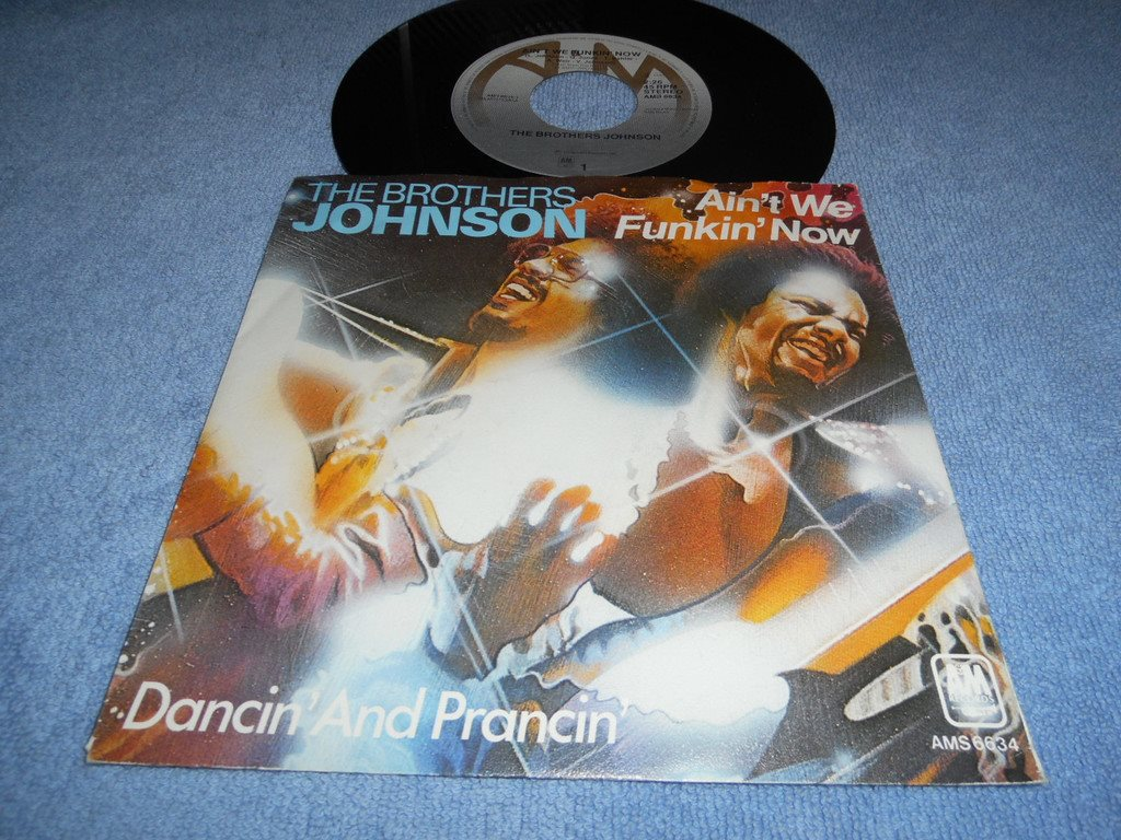 The Brothers Johnson - Ain't We Funkin' Now (si) VG++/EX