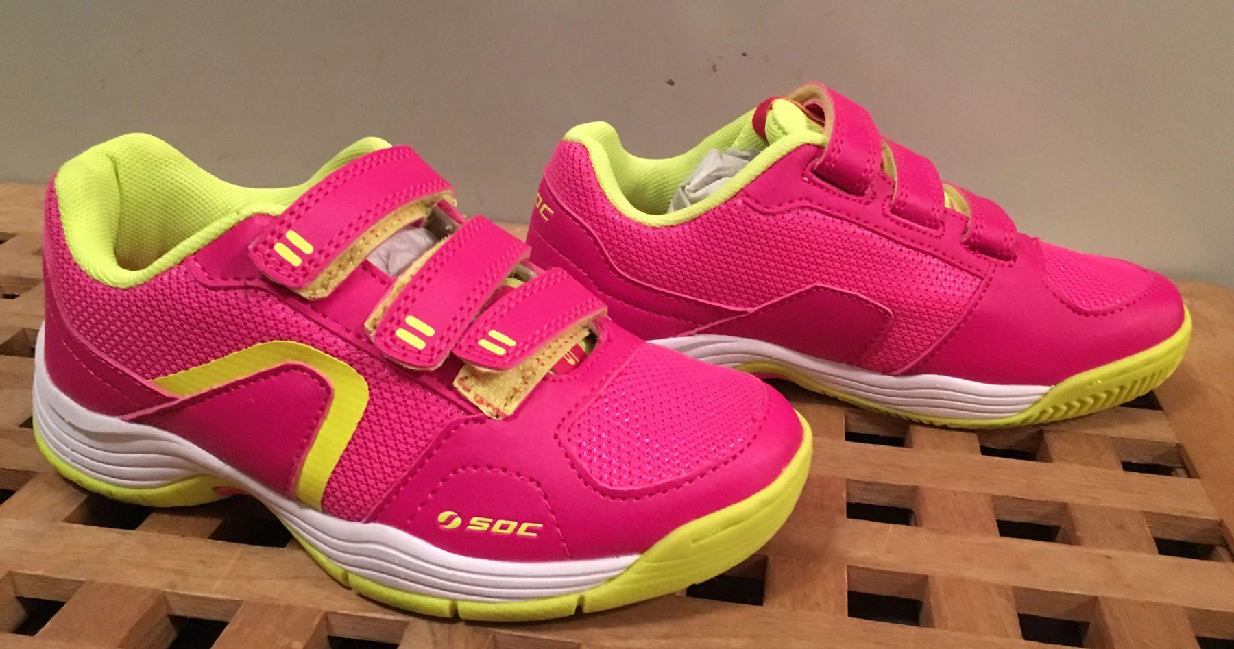 1 par Rosa Neongula SOC Fitness joggingskor   T.. (263828553) ᐈ Köp ... 8989864f23225