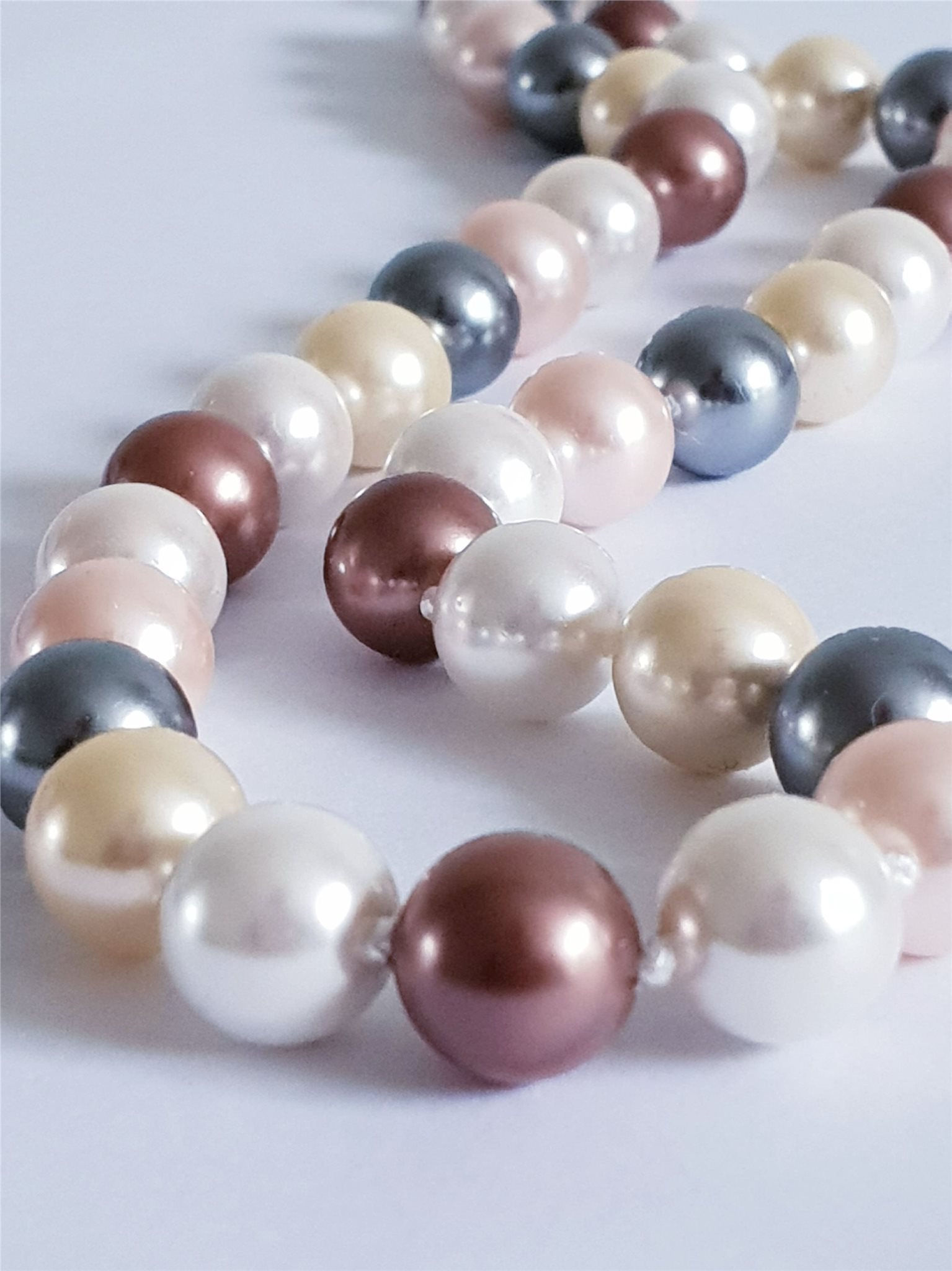 mallorca pärlor halsband