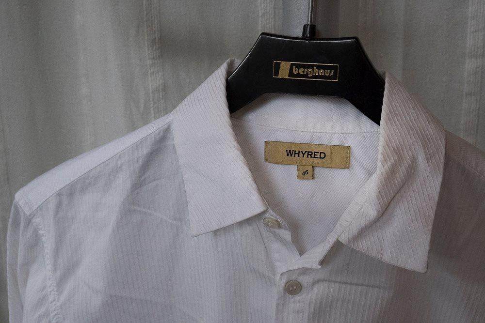 whyred skjorta dam