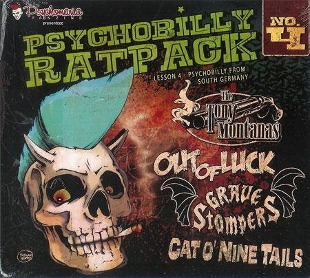 Psychobilly Rat Pack - Lession 4 - CD