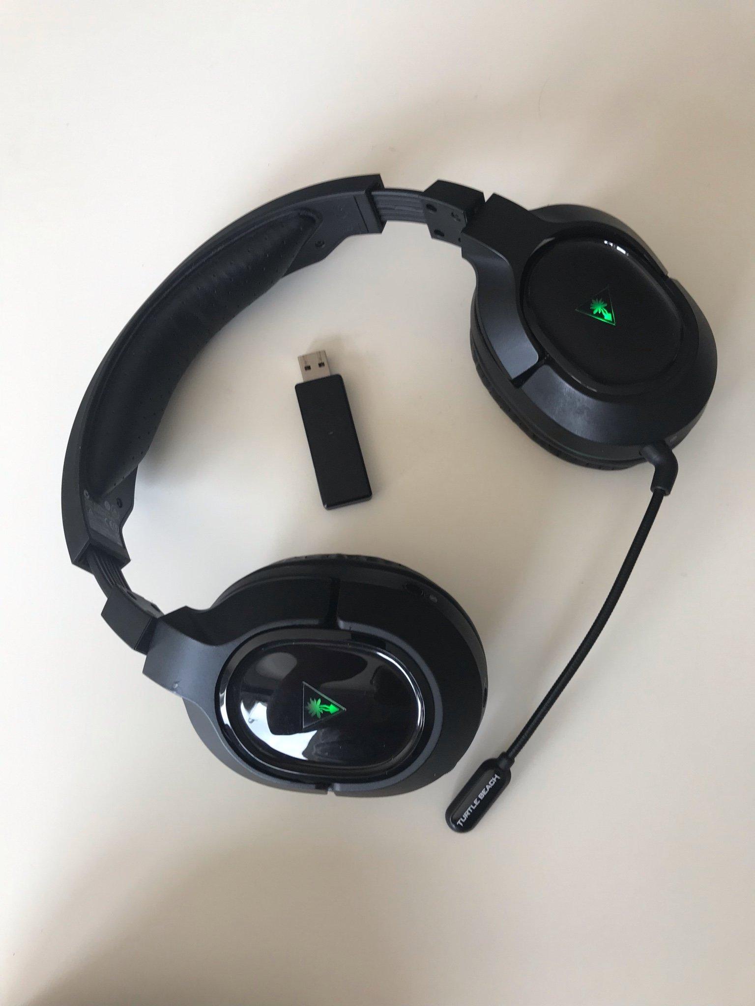 8baf94d9433 Turtle Beach 420X nyskick Wireless Xbox Headset (351770605) ᐈ Köp ...
