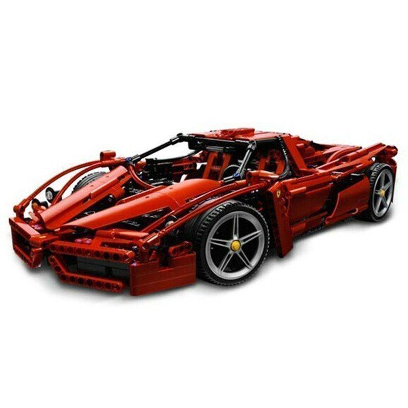High Speed NightsRacers 9186 Enzo Ferrari