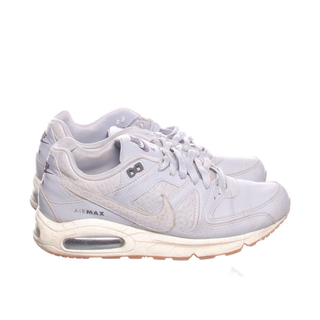 best cheap ab28c 2898d Nike Air Max, Sneakers, Strl  42, Grå, Skinn