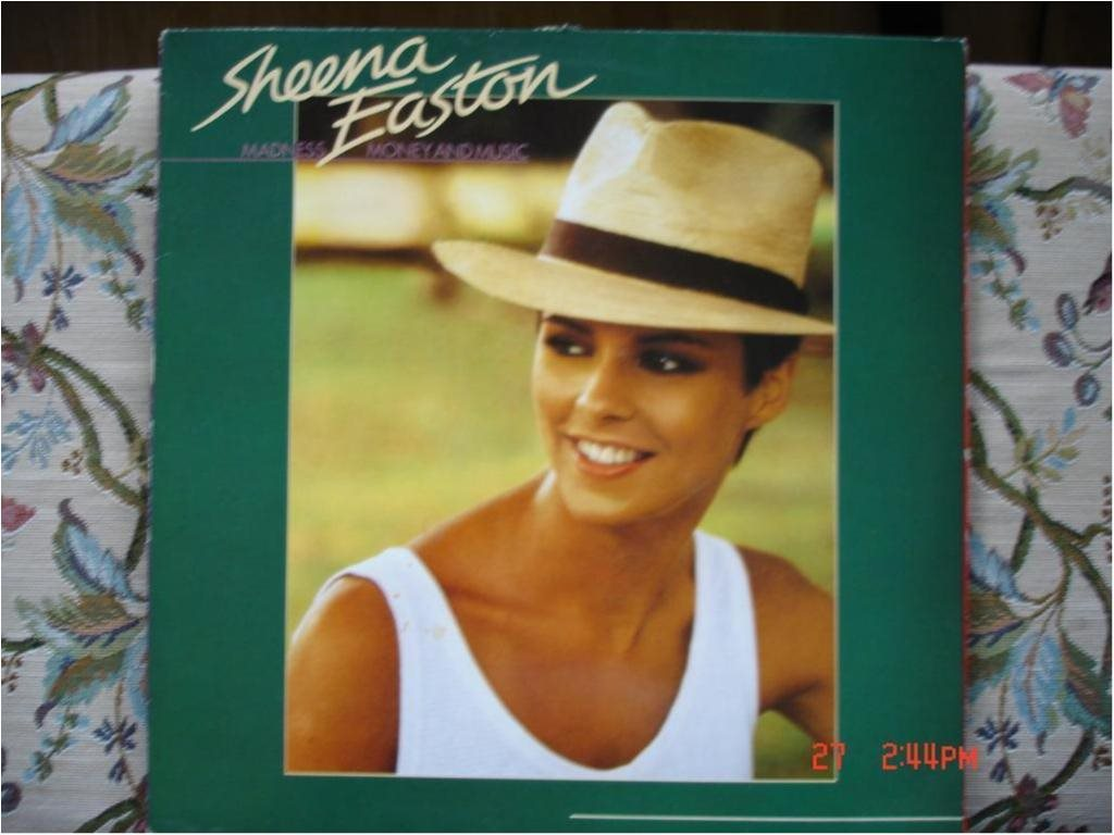 Sheena Easton - Retitled edition of Take My Time