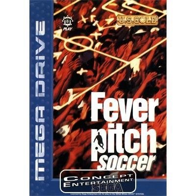 FEVER PITCH SOCCER (i box) till Sega Mega Drive