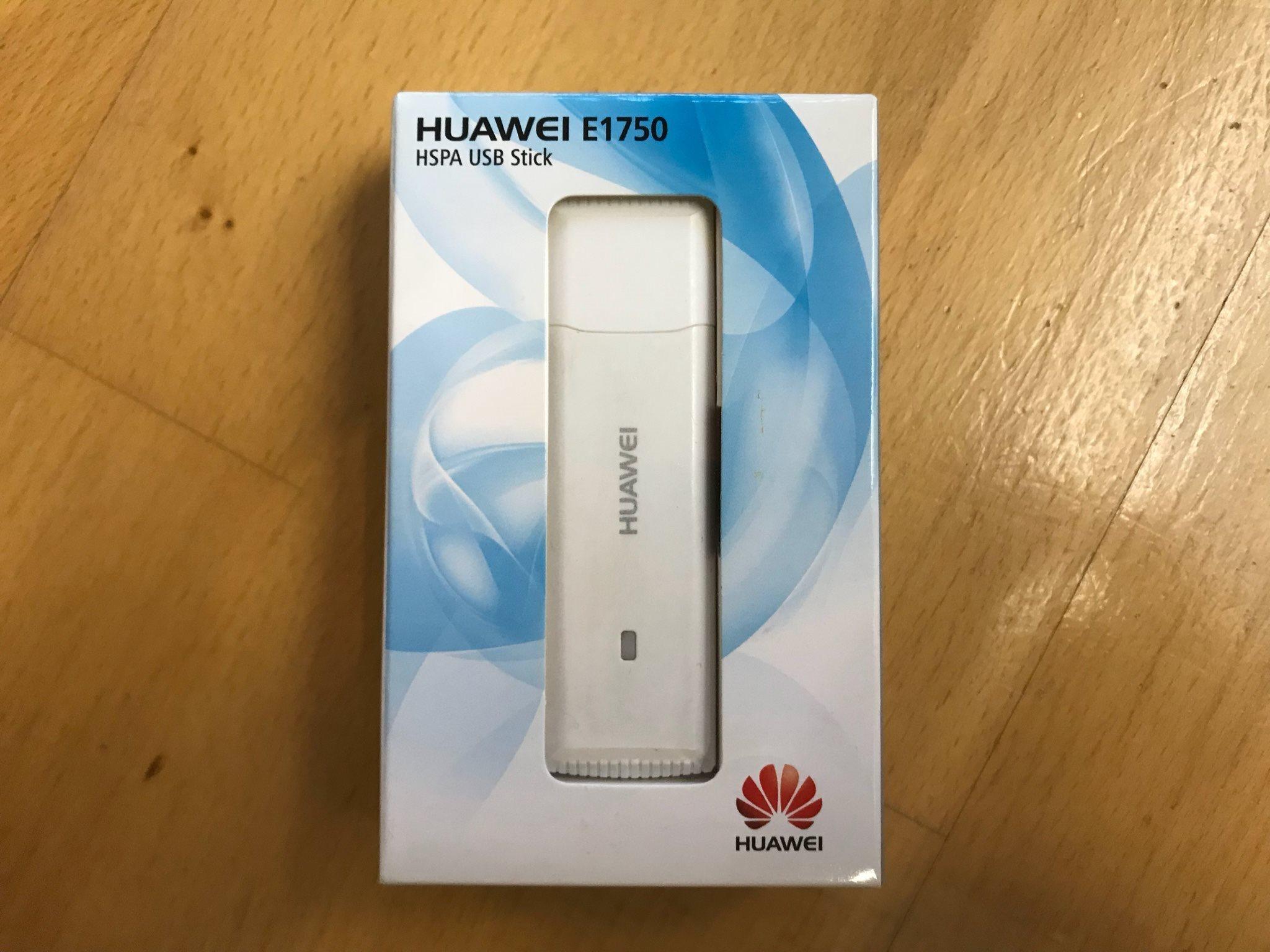 huawei e1750 hspa stick modem mobilt bredband på tradera com