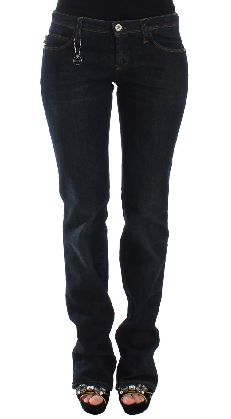 Costume National - Blue slim fit jeans