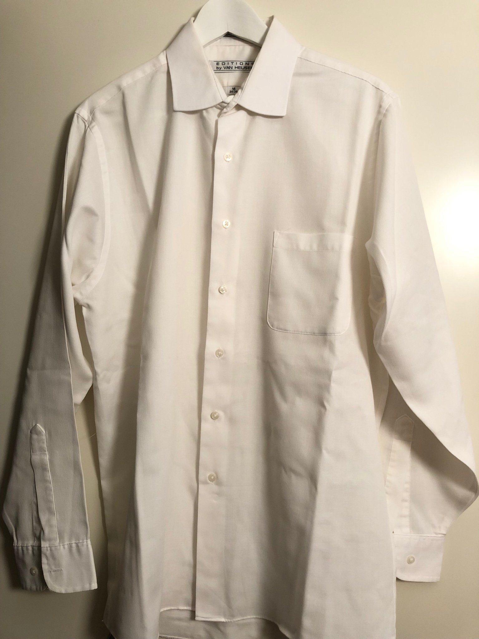 van heusen skjorta