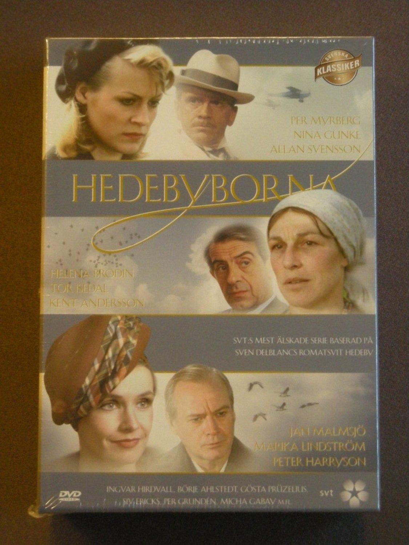 Tv Serie Hedebybornahela Tv Serien 1978 198 349900613