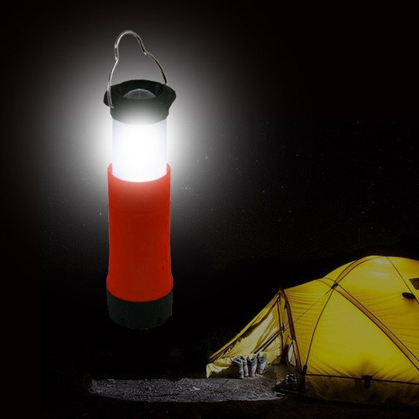 Camping LED lykta