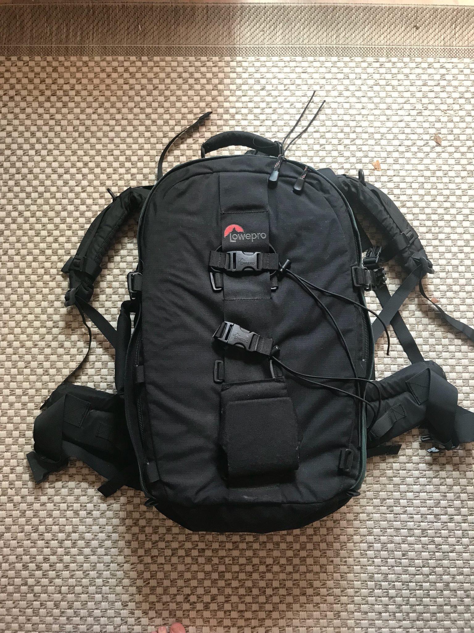 Lowepro Fotoryggsck Pro Trekker Aw 319407173 Kp P Tradera Orion