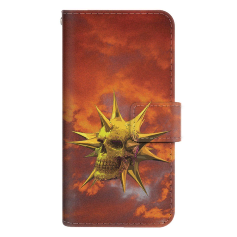 iPhone 7 Plus Plånboksfodral Golden Skull (308706849) ᐈ Hobbyprylar ... 79e90bd5dcdd0