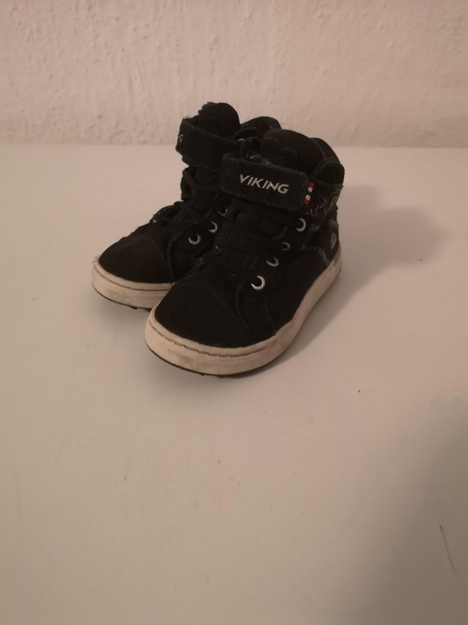 Viking Sagene MID GTX Sneaker, BlackWhite Sto.. (357235522