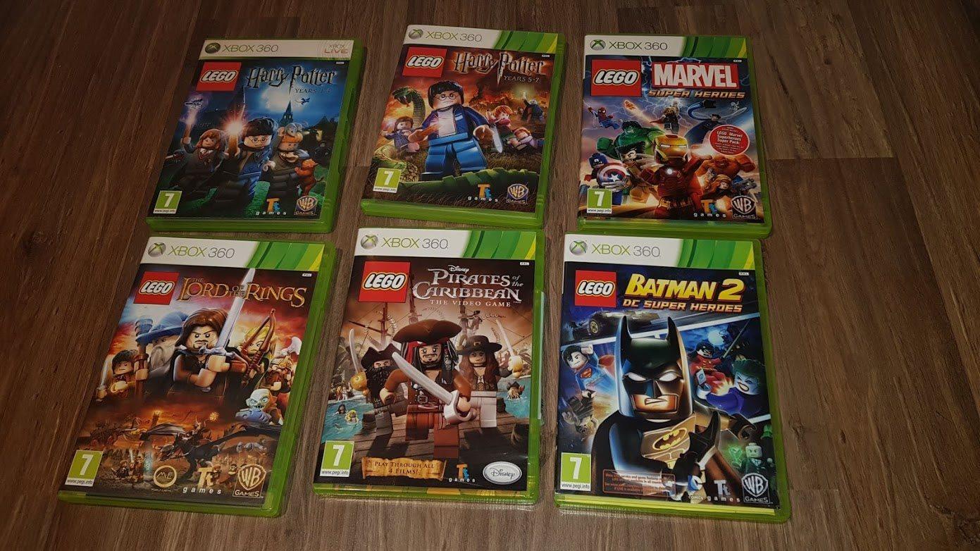Spel Till Xbox
