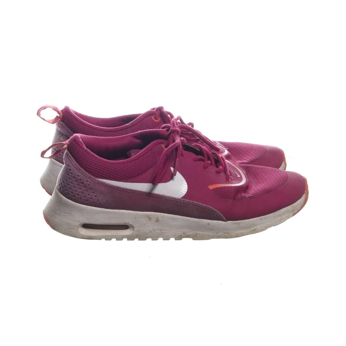 timeless design 34b0f fd4a1 Nike, Sneakers, Strl 38, Air Max Thea, LilaOrange