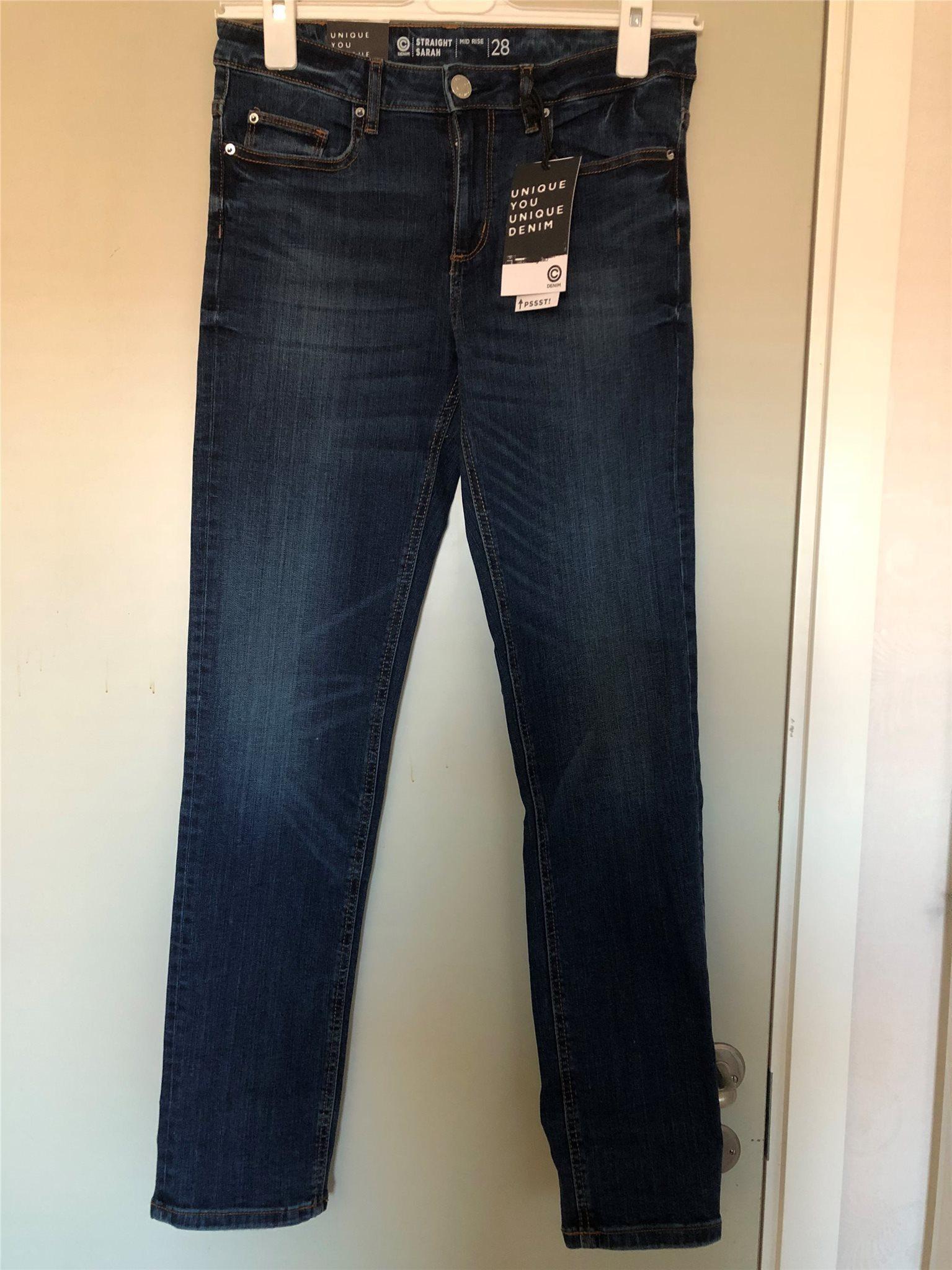 Nytt Cubus jeans strl 28 (334421613) ᐈ Köp på Tradera c4a379030c797