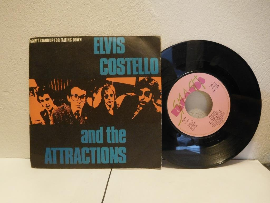ELVIS COSTELLO - I CAN´T STAND UP FOR FALLING DOWN