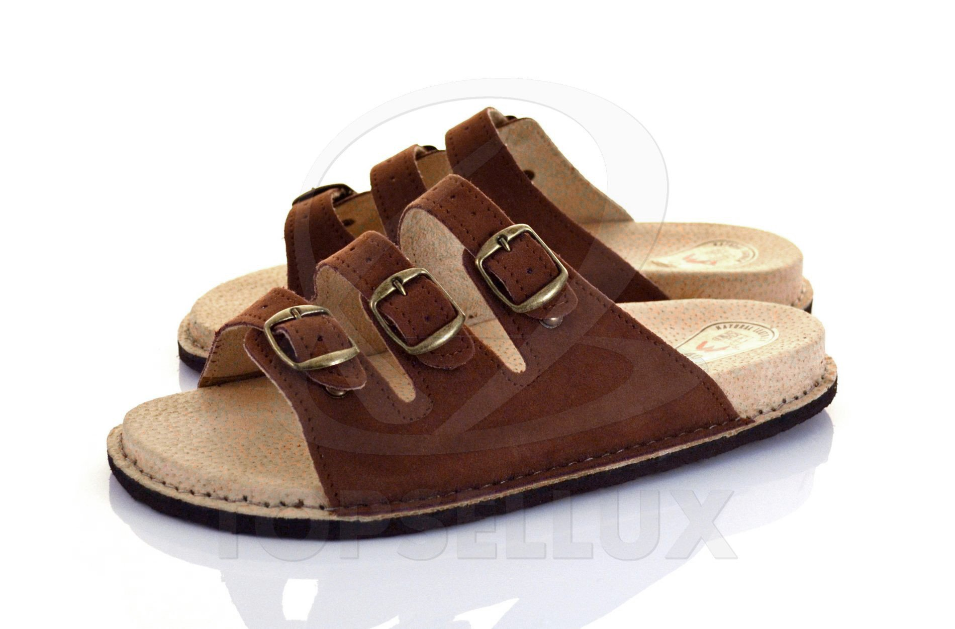 Sandal Med Fotbädd Ortopedisk Sula Arbete Fritid Skor Dam Sandaler Sko Stl 37