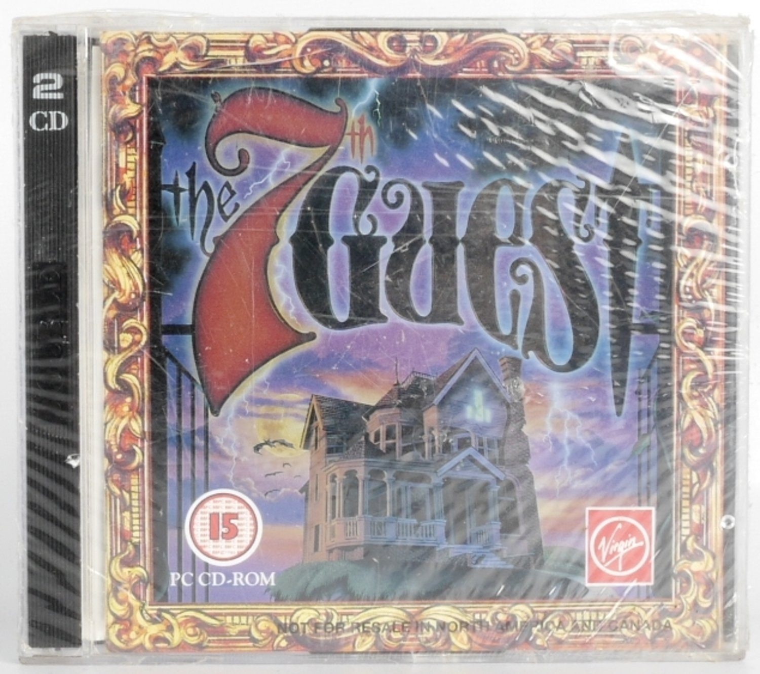 The 7th Guest (PC CD) -