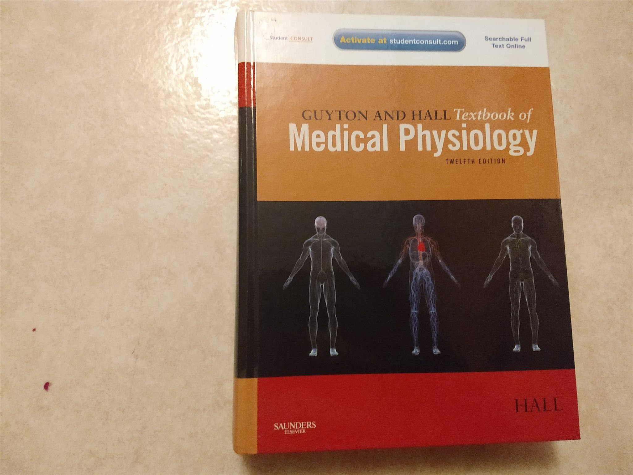 Textbook of medical physiology Guyton and Hall. 2011. ISBN 978-1-4160-4574-8.