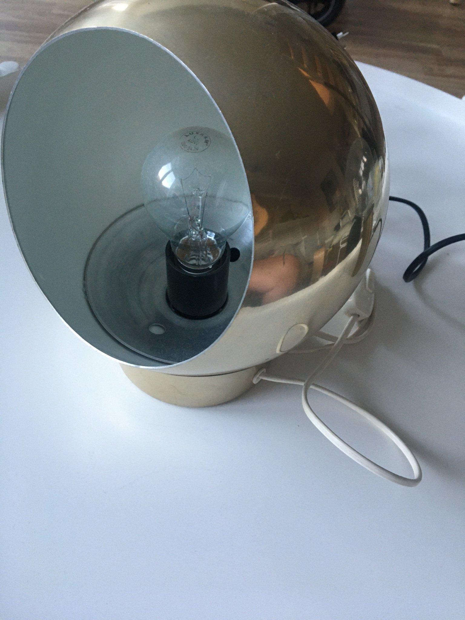 HEMI Lampa klot 3