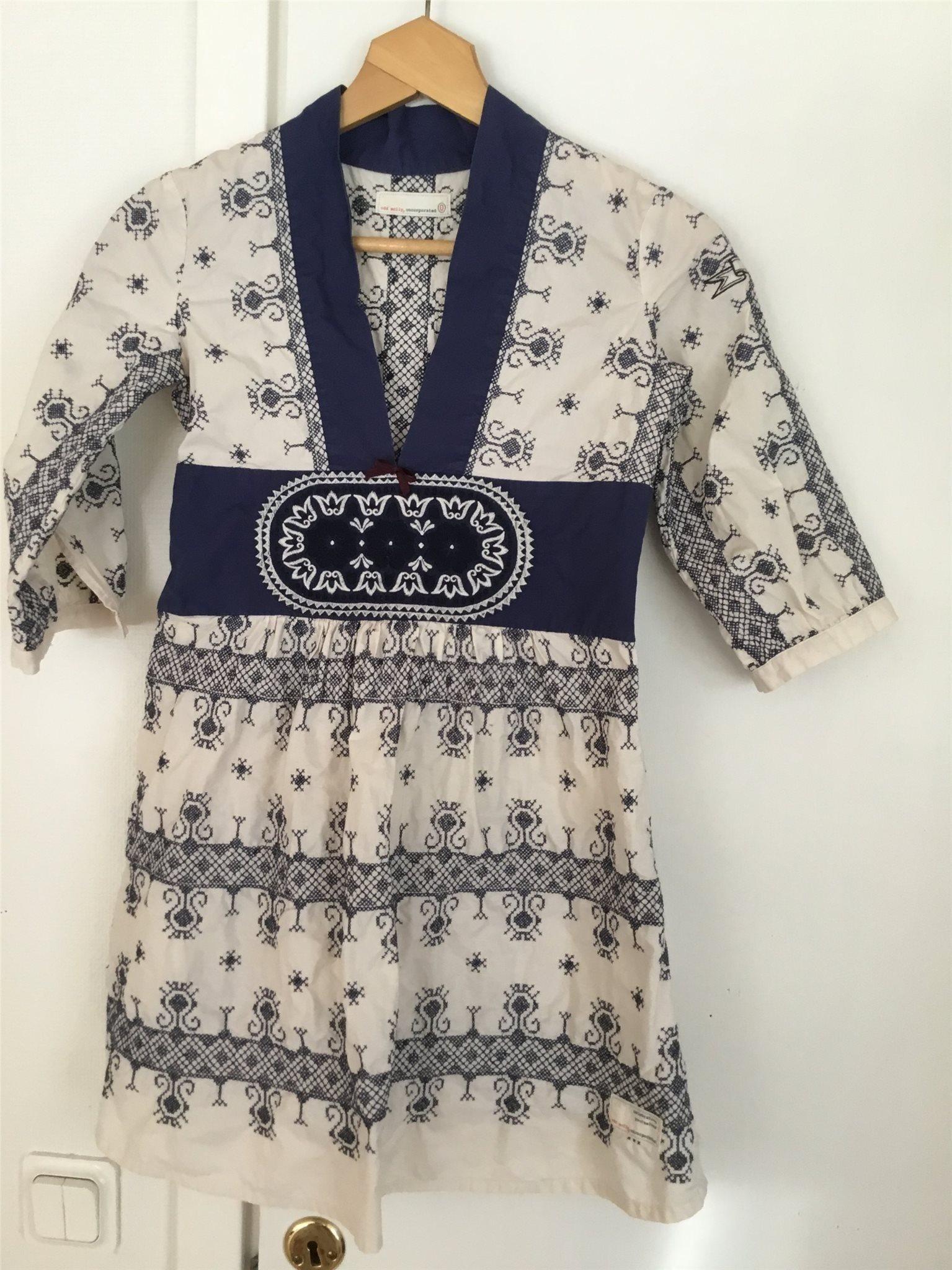 odd molly tunika klänning