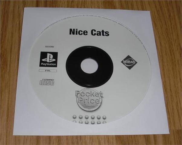 PS: Nice Cats
