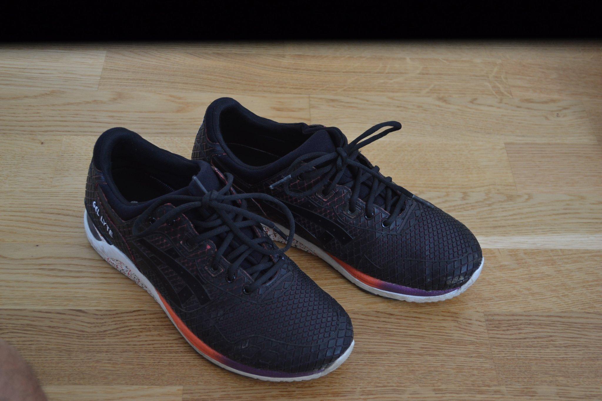 Asics gel lyte III Evo Samurai sneakers strl:40,5 (369085728