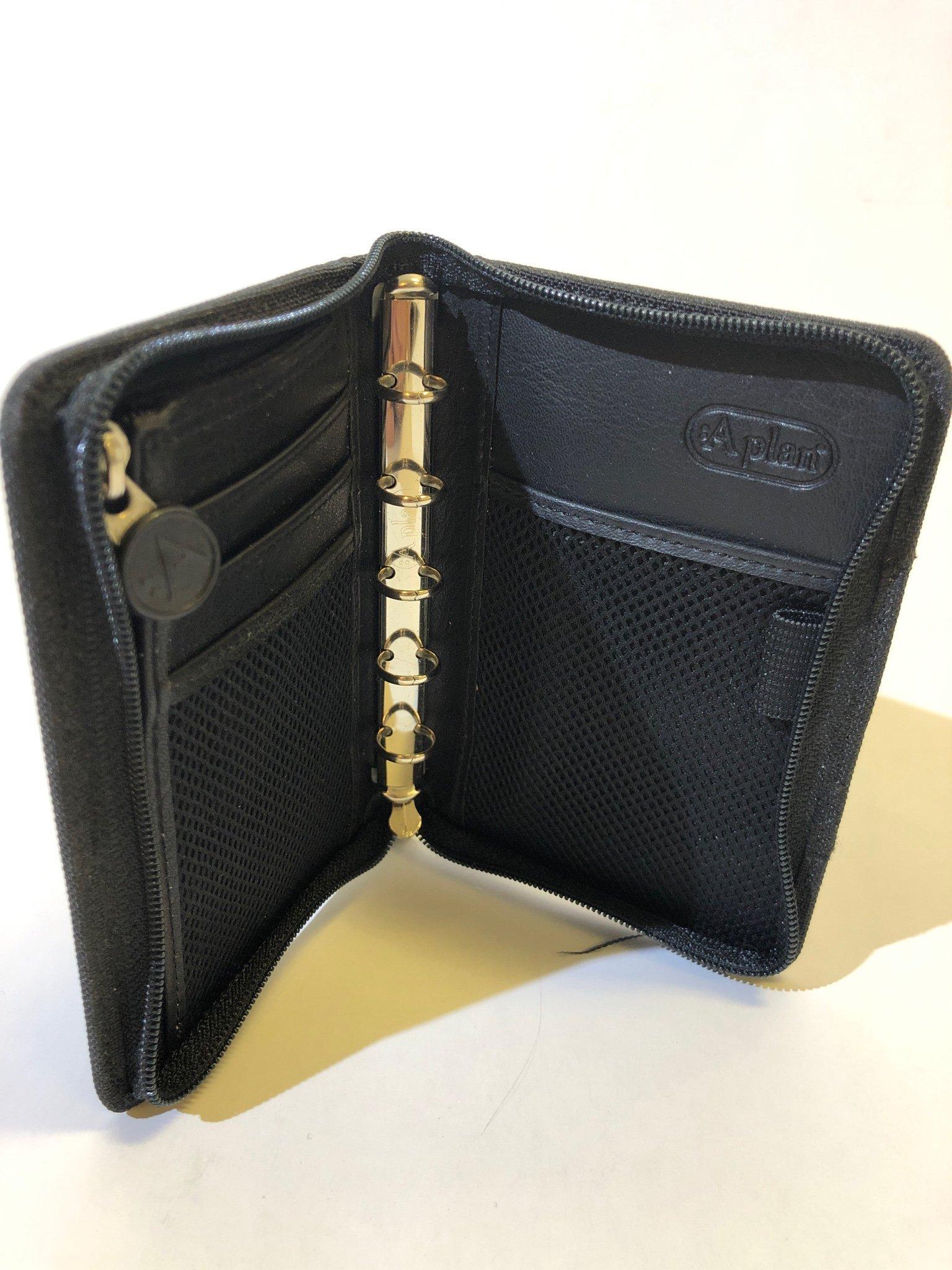 plånbok i tyg